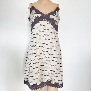 Juicy Couture Slip Sleep dress Silk lace